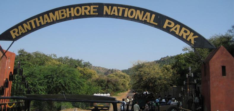 ranthambore-gate